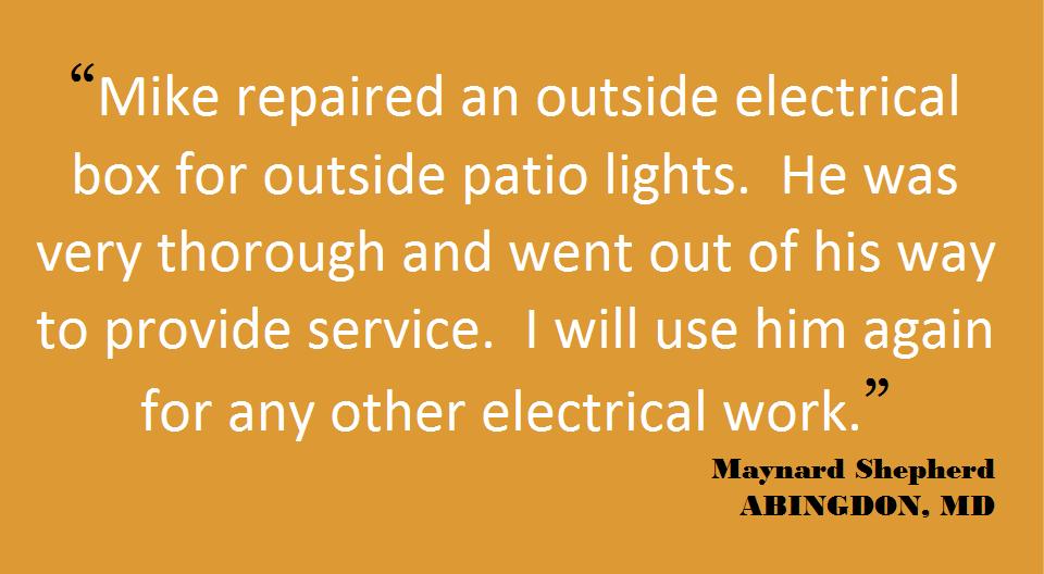Bel Air Electricians